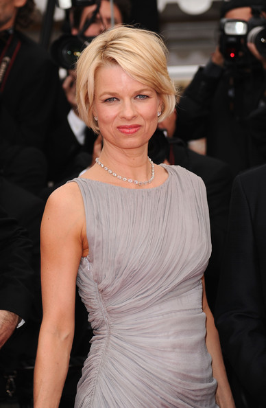 Linn Ullmann at the 2011 Cannes Film Festival on exshoesme.com.