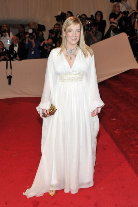 "Sarah Burton ""Alexander McQueen: Savage Beauty"" Costume Institute Gala At The Metropolitan Museum Of Art on exshoesme.com"