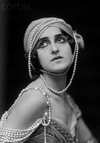Vera Fokina, Ballerina, 1920 by E.O. Hoppé on exshoesme.com.