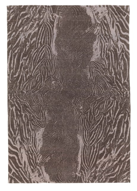 Alexander McQueen Feather Rug for The Rug Company on exshoesme.com
