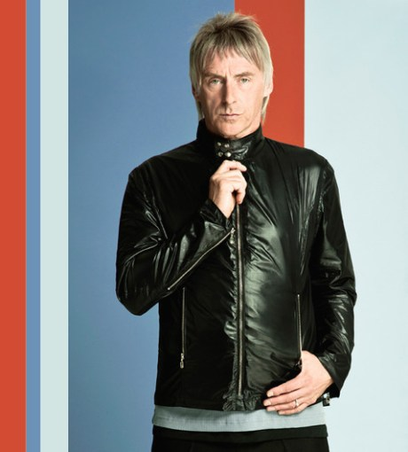 Paul Weller for Pretty Green Leather Jacket on exshoesme.com