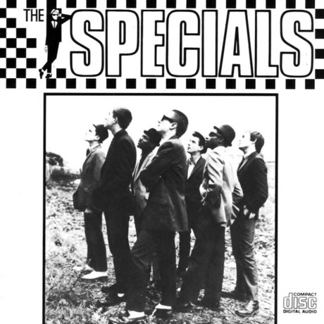 The Specials Album Cover on exshoesme.com