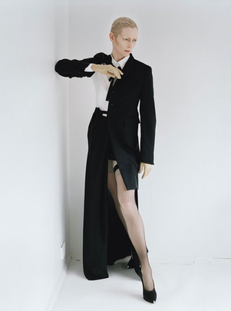 Tilda Swinton by Tim Walker W Mag Aug 2011 2 on exshoesme.com