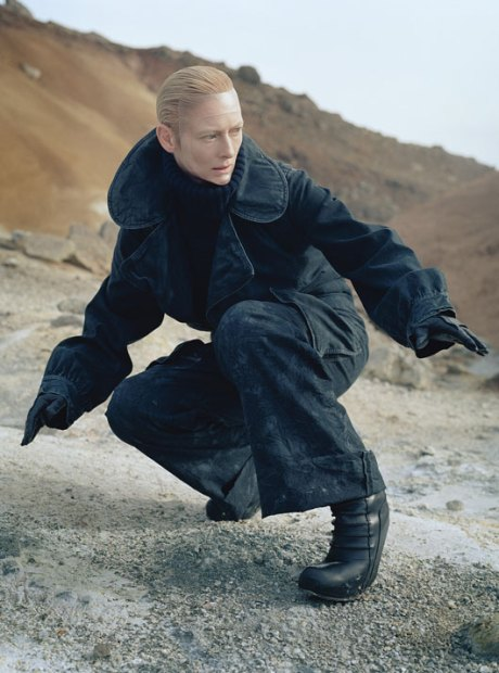 Tilda Swinton by Tim Walker W Mag Aug 2011 4 on exshoesme.com