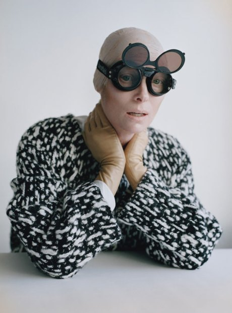 Tilda Swinton by Tim Walker W Mag Aug 2011 6 on exshoesme.com