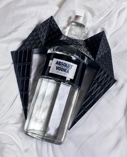 Gareth Pugh for Absolut Vodka on exshoesme.com