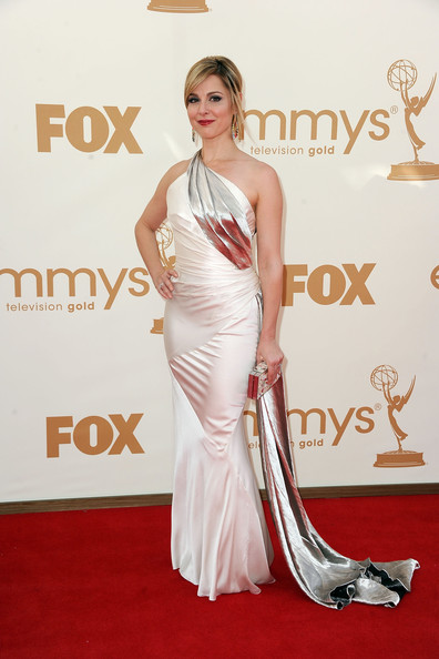 9 Cara Buono at the 2011 Emmy Awards on Exshoesme.com