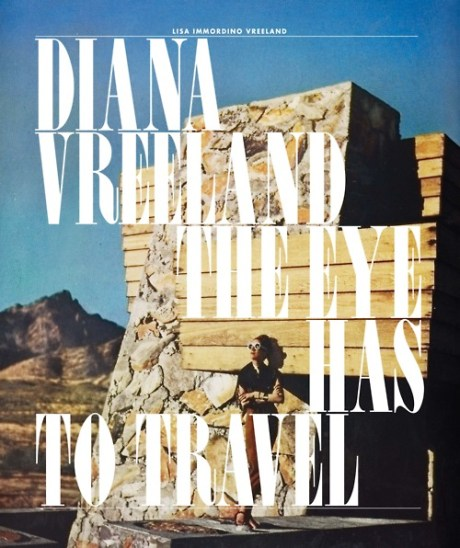 Diana Vreeland The Eye Has to Travel Book Cover on exshoesme.com