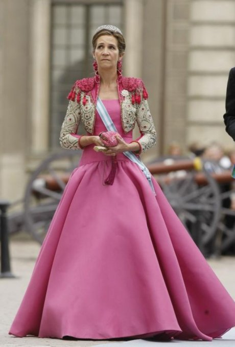 Elena of Spain Dressed as Torero on Exshoesme.com