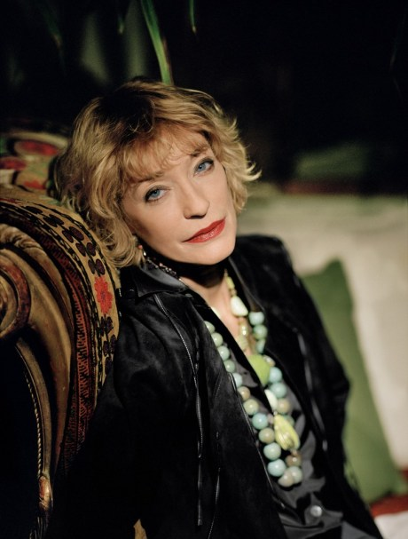 Lou Lou de la Falaise on Exshoesme.com