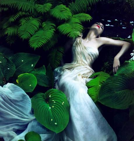 Rooney Mara in Vogue 2, November 2011 on Exshoesme.com