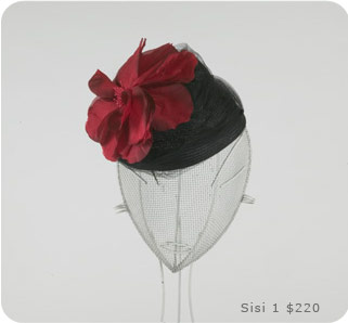 Sisi by Karyn Gingras of Lilliput Hats on Exshoesme.com