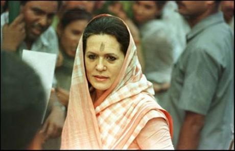 Sonia Gandhi on Exshoesme.com