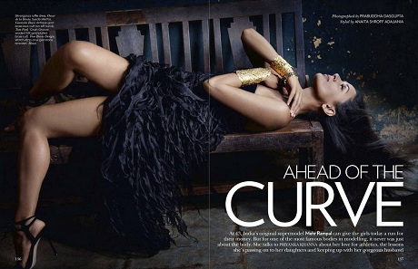 Mehr Rampal photographed by Prabuddha Dasgupta for Vogue India January 2012 on Exshoesme.com (2)