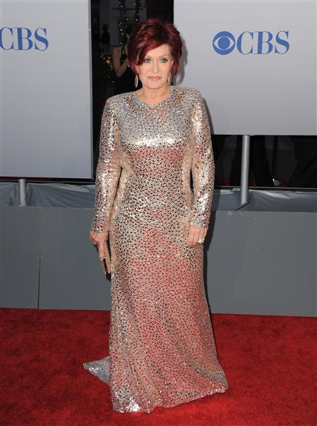 Sharon Osbourne at the 2012 People's Choice Awards on Exshoesme.com