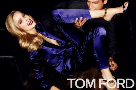 Tom Ford SS12 Ad Campaign 2 Photographed by Tom Ford on Exshoesme.com