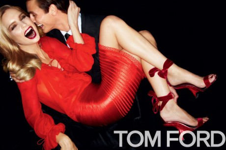 Tom Ford SS12 Ad Campaign Photographed by Tom Ford on Exshoesme