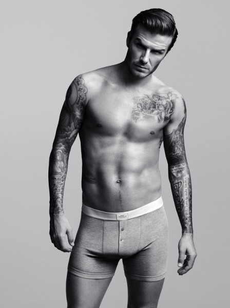 David Beckham Bodywear for H&M 1 on Exshoesme.com