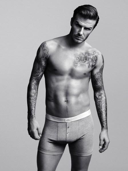 David Beckham Bodywear for H&M 1 on Exshoesme.com