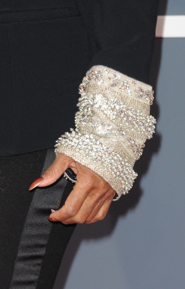 Diana Ross Cuff at the 2012 Grammy Awards on Exshoesme.com