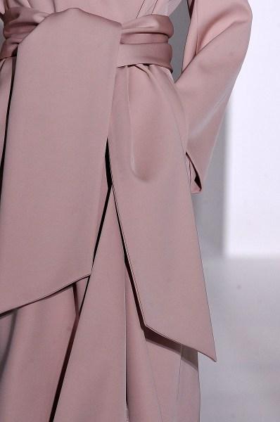 Jil Sander FW12 Pink Belted Coat on Exshoesme.com