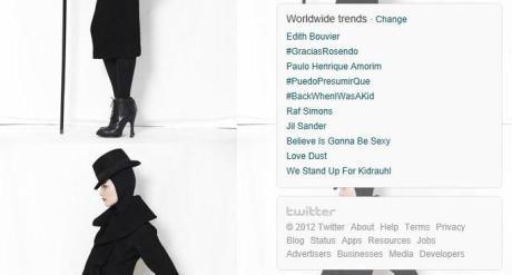 Twitter Trends Feb 23 2012 1020 AM EST on Exshoesme.com