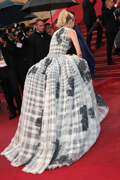 Diane Kruger at the Closing Ceremony at the 2012 Cannes Film Festival. Photo Vittorio Zunino Celotto on Exshoesme.com