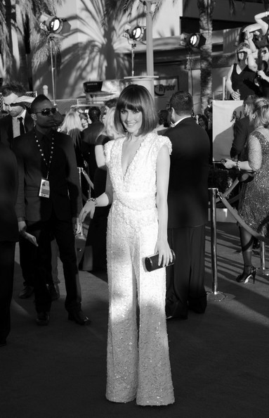 6. Rose Byrne at the 2012 Screen Actors Guild Awards on Exshoesme.com