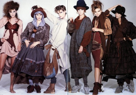 Buffalo Girls FW82  Collection by Vivienne Westwood on Exshoesme.com