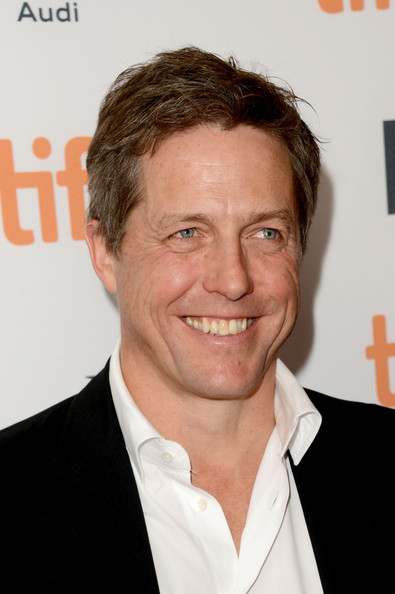 Hugh Grant at the Cloud Atlas Premiere at the Toronto International Film Festival 2012 on Exshoesme.com (Jason Merritt)
