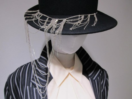 Limi Feu AW12 Chained Fedora on Exshoesme.com