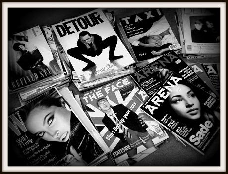 My Magazine Collection on Exshoesme.com