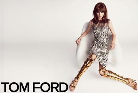 Tom Ford SS13 Ad Campaign on Exshoesme.com 2