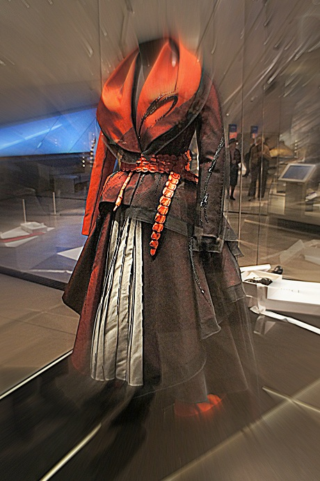 John Galliano for Christian Dior Haute Couture at the Royal Ontario Museum on exshoesme.com. Photo by Jyotika Malhotra