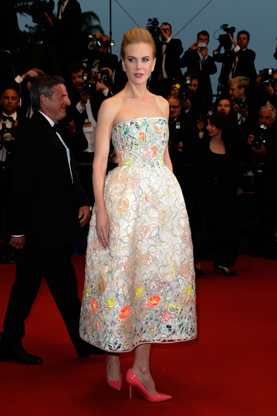 2 Nicole Kidman in Dior Couture SS13 at the Cannes 2013 Opening Ceremony on Exshoesme.com. Photo Pascal Le Segretain