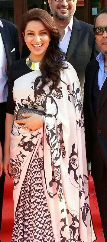 Tisca Chopra in Payal Singhal at Qissa premiere at the 2013 Toronto International Film Festival #TIFF13 on Exshoesme.com.