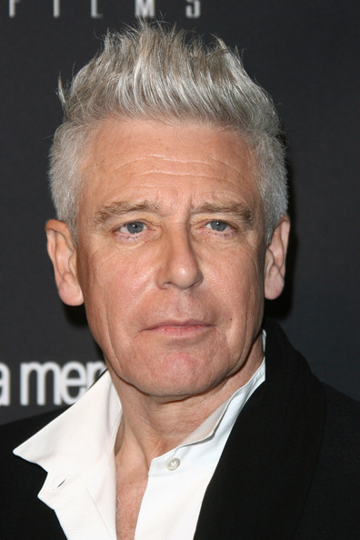 Adam Clayton at the Weinstein Company's 2014 Golden Globe Awards after party on Exshoesme.com. Tommaso Boddi photo