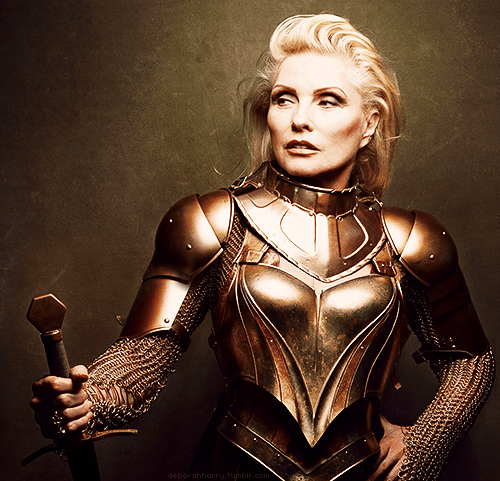 Debbie Harry photographed by Annie Leibovitz for Vanity Fair February 2014 on Exshoesme.com