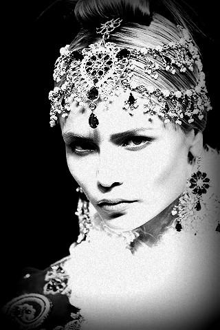 Alexander McQueen FW08 jewels on Exshoesme.com
