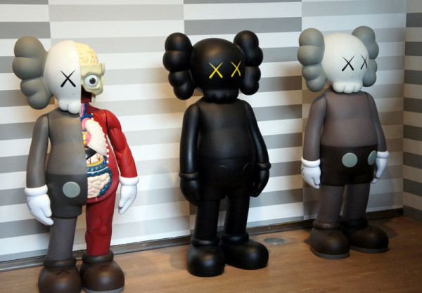 1. Companion by KAWS, 2009 -This Is Not A Toy Exhibition Photo by Jyotika Malhotra from Exshoesme.com