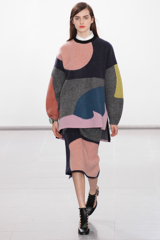 Issa FW14 Sweater and Knit Skirt on Exshoesme.com