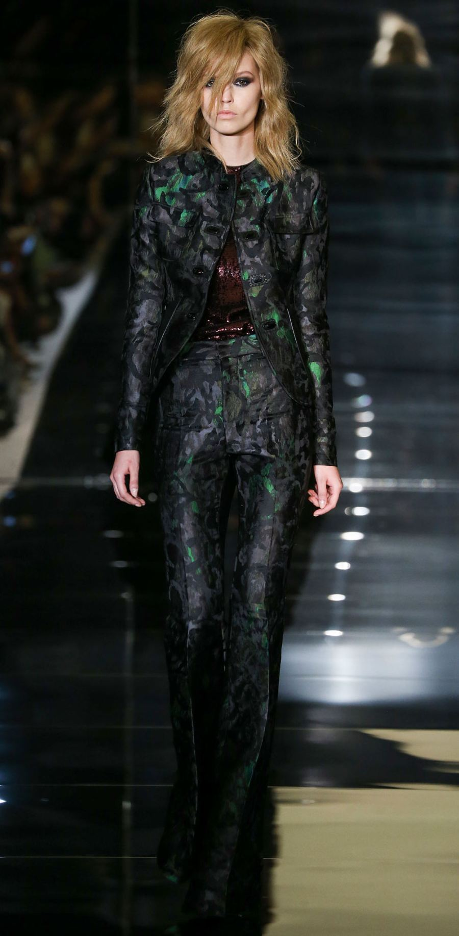 Tom Ford SS15 Brocade Suit on Exshoesme.com