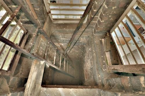 Ook de huidige klokkentoren moet nog verder onderzocht worden © Muriël Verboven