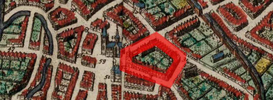 17de-eeuwse Leuven
