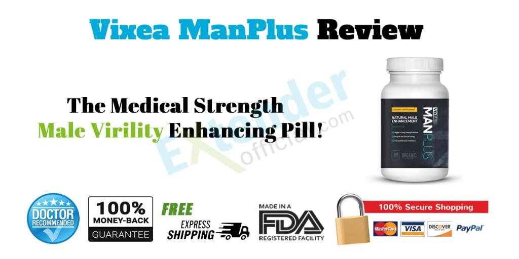 Vixea ManPlus Review