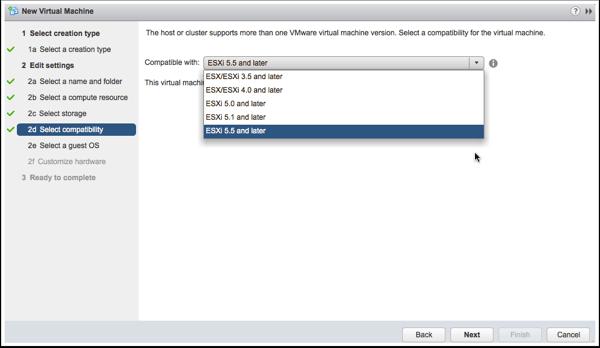 06 vSphere Web Client