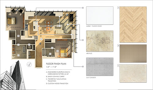 Uc berkeley interior design for Berkeley extension interior design