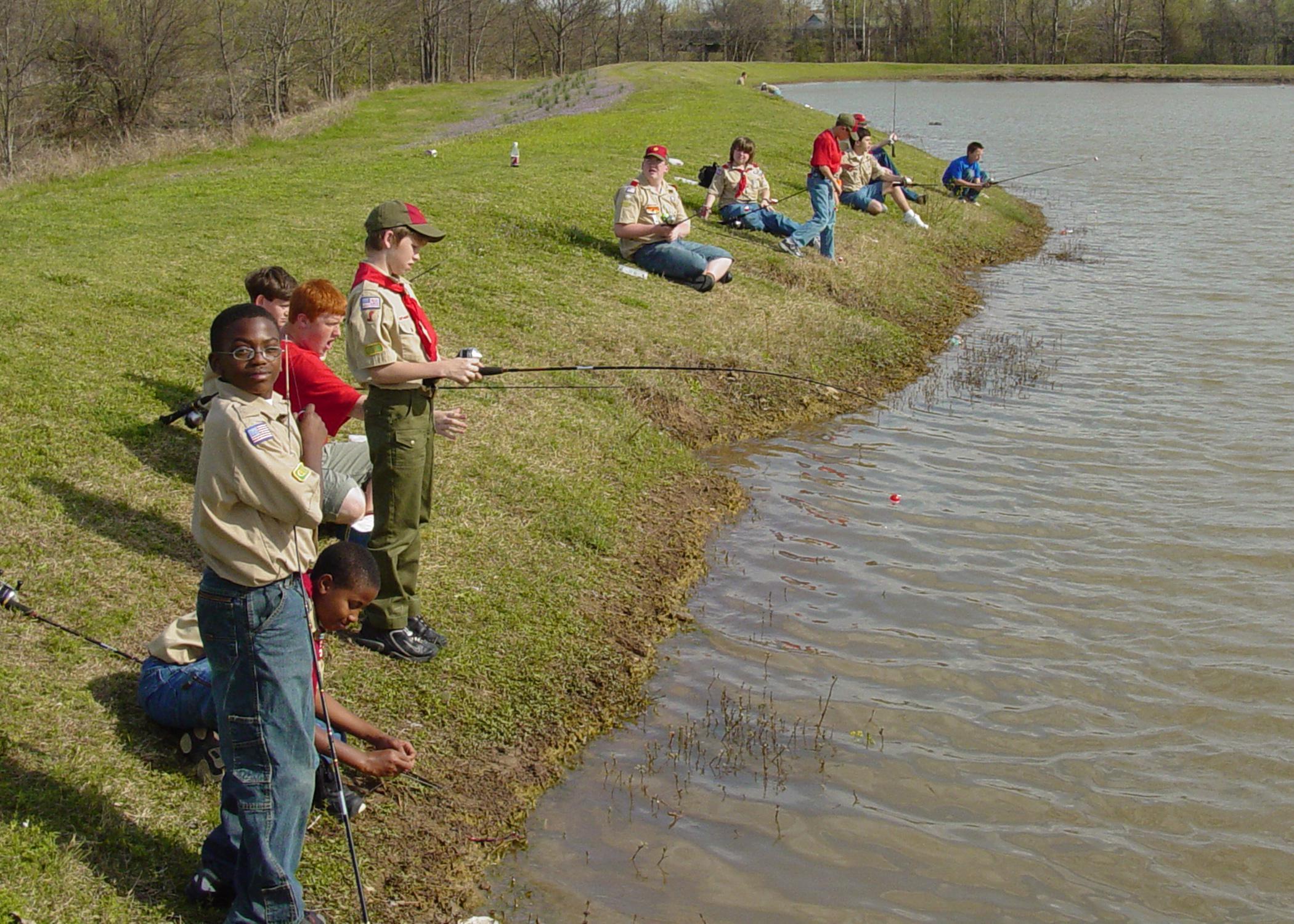 Farm Pond Water Testing