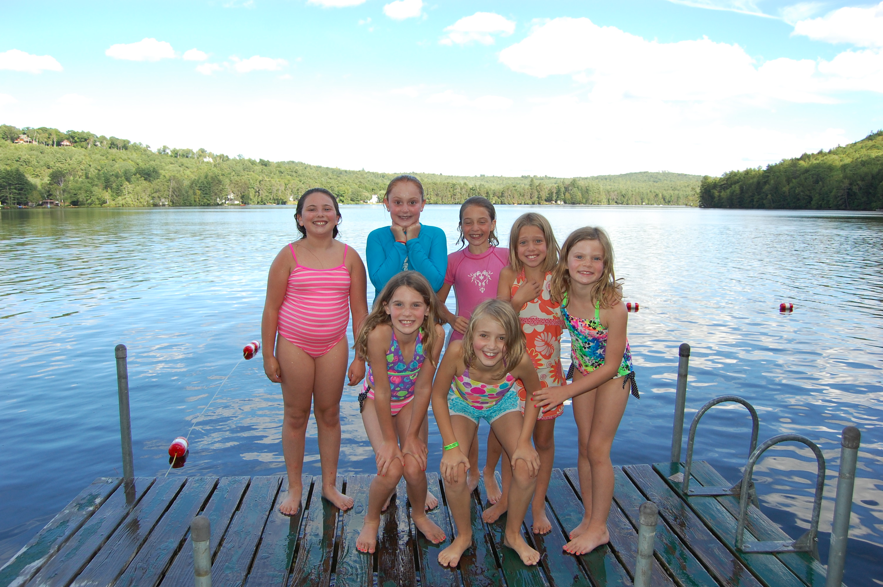 Summer Camp  University of Maine 4H Camp  Learning Center at Bryant Pond  University of