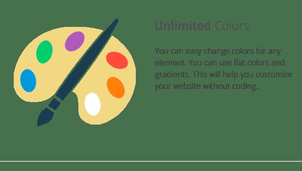 Mega Addons Unlimited Colors